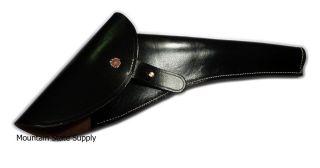 Colt 1860 Army Black Leather U.S. Civil War Pistol / Revolver Holster