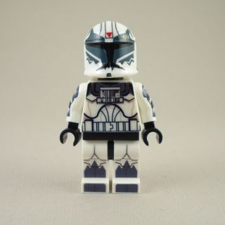 Lego Star Wars Clone War Clone Trooper Pilot Wolffe