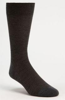 Pantherella Merino Wool Mid Calf Dress Socks