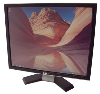 WS41 Dell 1908FP 19 Flat LCD Computer Monitor