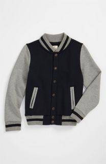 Tucker + Tate Emmit Varsity Jacket (Big Boys)
