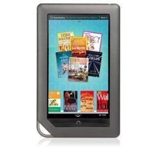 Barnes Noble Nook Color eBook Reader 8GB with Case Excellent Condition