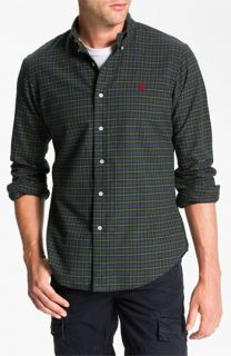 Polo Ralph Lauren Custom Fit Plaid Sport Shirt