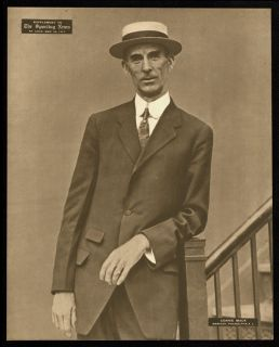 1910 M101 2 Sporting News Supplement Connie Mack