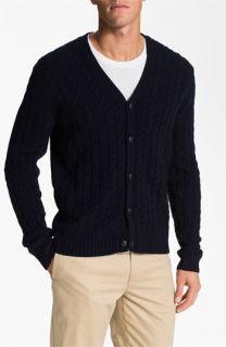 Ben Sherman Cable Knit Cardigan