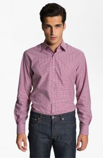 Paul Smith London Check Print Dress Shirt
