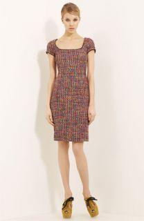Moschino Cheap & Chic Tweed Dress