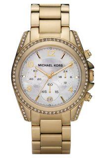 Michael Kors Blair Mother of Pearl Watch