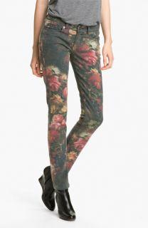 Haute Hippie Print Jeans