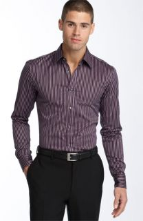 BOSS Black Trim Fit Dress Shirt
