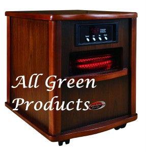 Comfort Furnace Infrared Heater Heat 1000SF Cut Heating Bill 50
