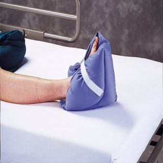 medline comfort plus foot pillow support pad proud to be an authorized