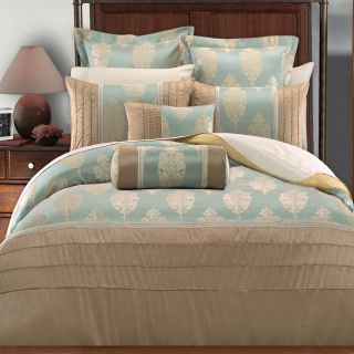 Stephanie 7pc Duvet Cover Set by Royal Hotel Collection