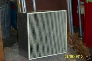 Fasco Commercial Exhaust Fan
