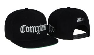 Compton Baseball Snapback Adjustable Cap