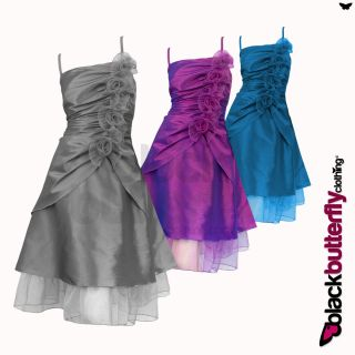 stunning bridesmaid wedding cocktail evening prom dress this is an