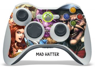 includes (1) Controller skin for the Xbox 360. (as pictured above