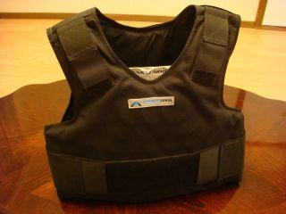 Pinnacle Armor Dragon Skin Body Armor Concealable Vest MINT RARE