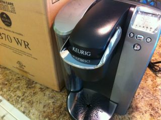 B70 Coffee Maker in Orginal Box  with Water Filter