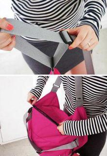 Backpack Shoulder Cross Bag 3 Way Folding Easy to Carry Bag Handbag