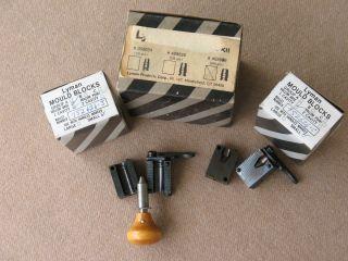 Lyman 452626 45 Colt 245GR SWC Composite Bullet Mold Set RARE