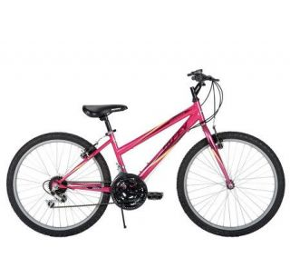 Huffy Granite 24 Girls Mountain Bike —