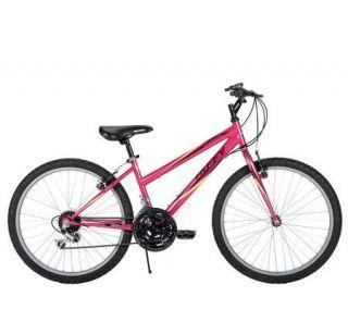 Huffy Granite 24 Girls Mountain Bike —
