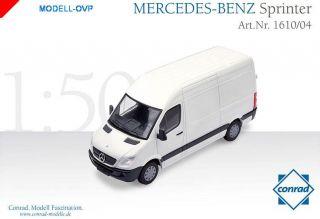 Mercedes Benz Sprinter Weiß Conrad Con 1610 04