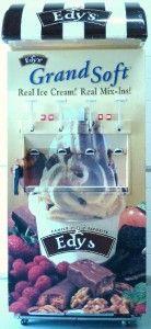 Grand Soft McCall 504 Soft Serve Ice Cream Machine   Multiple flavors