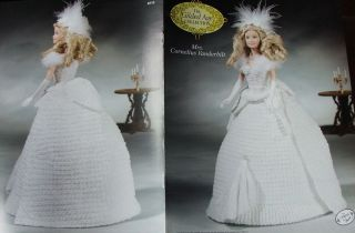 Fashion Doll Gilded Age Mrs Cornelius Vanderbilt Pattern
