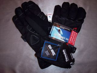 Continental Divide Ski Snowboard Gloves New
