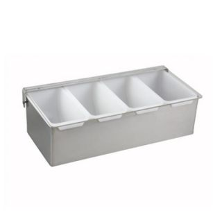 Condiment Caddy Countertop Organizer Winco Model CDP 4