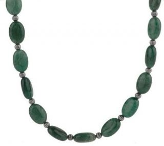 Carolyn Pollack Sterling Sincerely Essential 17 Bead Necklace