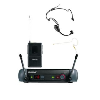 Shure PGX14 PG30 Headset Wireless Microphone System with Extra Mini