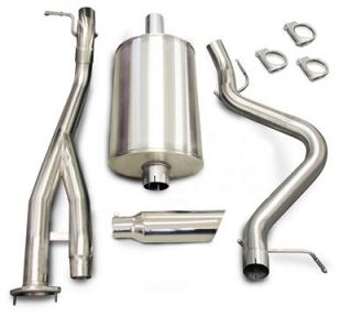 Corsa Performance Exhaust DB Cat Back Exhaust System 24279