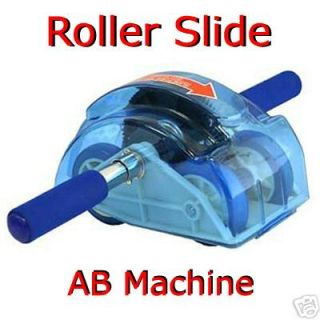 New Roller AB Slide Exercise Machine for Core Strength