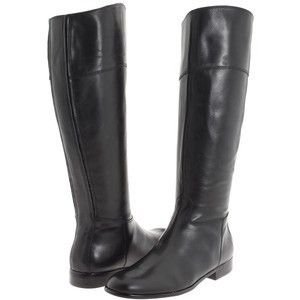 Corso Como Richmond Riding Boot Black 10 NWB SHIP Parcel Post Save