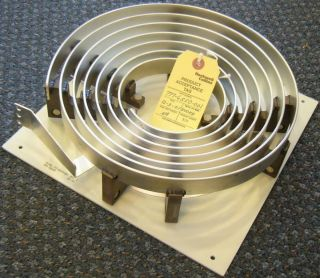 Coil Assembly 777 6550 001 MFR Rockwell Collins HF 8022