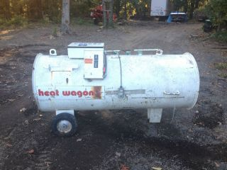 000 000 BTU Construction Jobsite Heater Shop Heater Propane Gas