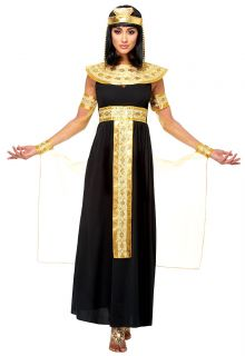 Women Lady Cleopatra Egyptian Queen of The Nile Costumes 48459