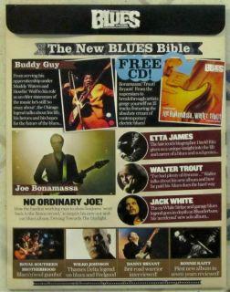 Blues First Issue Buddy Guy Jack White Joe Bonamassa Walter Trout