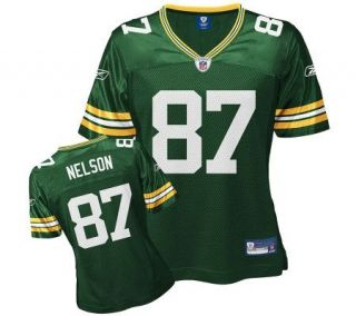 NFL Green Bay Packers Jordy Nelson Womens Color Jersey —