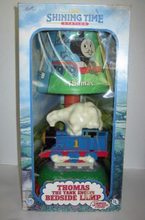 Thomas the Train Tank Engine Bedside Lamp Shining Time Station with