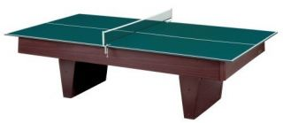 Stiga Table Tennis Conversion Top with Net and Posts New