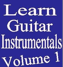 Country Rock Blues Guitar Lessons Backing Tracks DVD 1