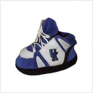 Comfy Feet Kentucky Wildcats Baby Slipper Blue White KEN03PR