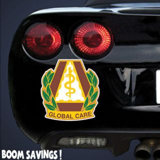 US Army Dental Command DUI 6 Magnet Buy3 Get1 Free