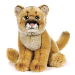 Webkinz Signature Endangered Species Cougar New Unused Code