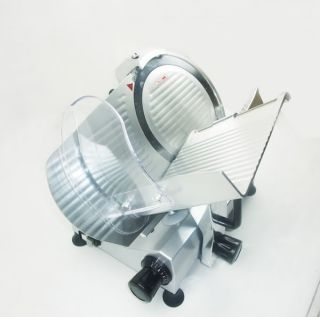 HEAVY DUTY Commercial ELECTRIC MEAT SLICER 250mm (10) BLADE 0.2 12mm