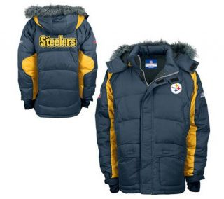 NFL Pittsburgh Steelers 2006 Heavyweight Jacket —